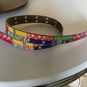 Accessories - Gorgeous-brand new-funky multi-colored belt-